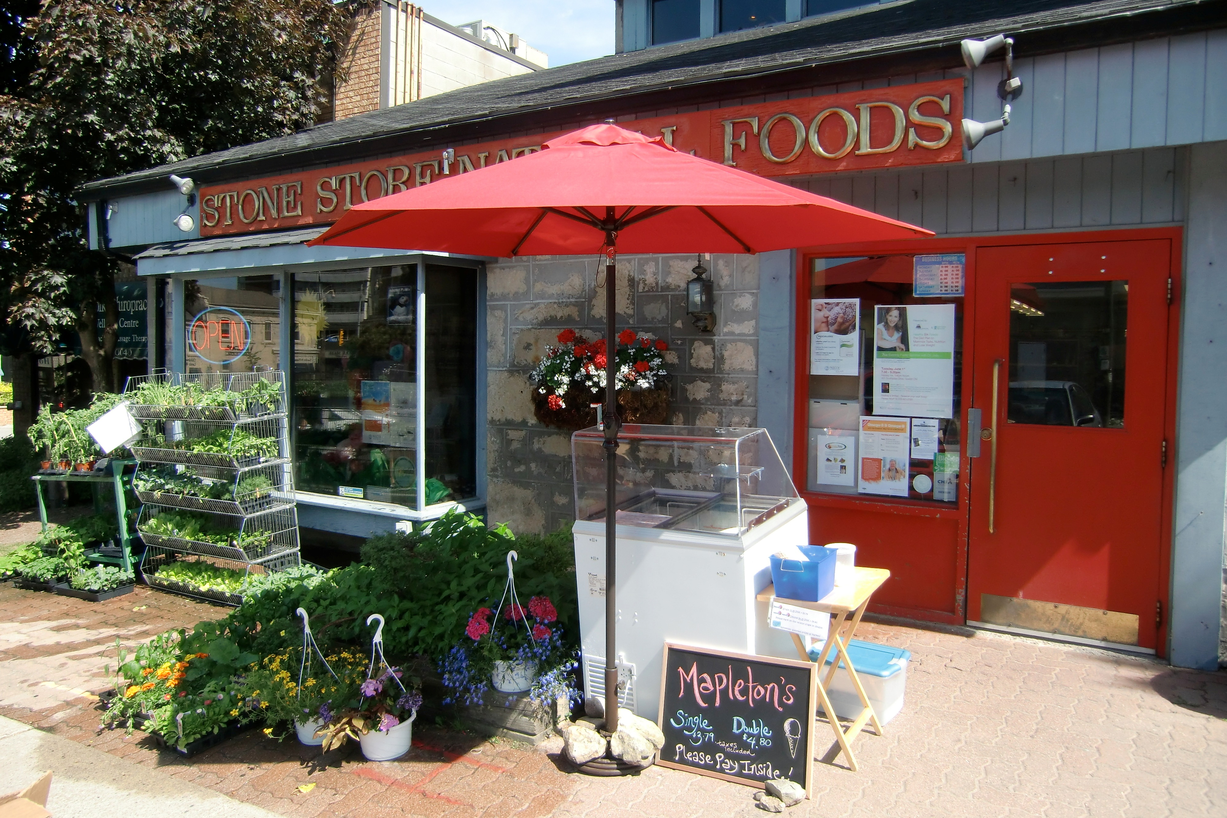 Natural Food Stores Guelph